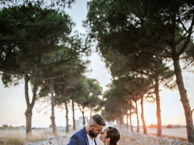 Il matrimonio di Giuseppe e Dalila a Lecce, Lecce 78