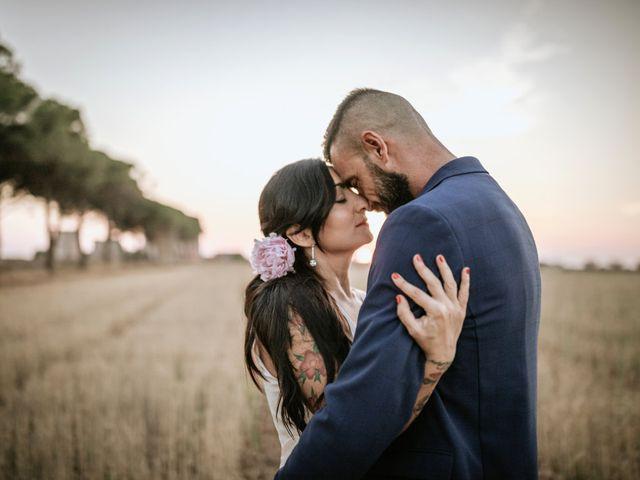 Il matrimonio di Giuseppe e Dalila a Lecce, Lecce 79