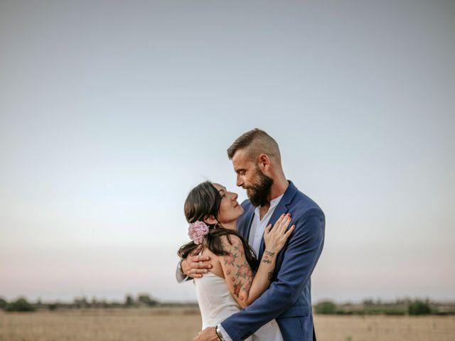 Il matrimonio di Giuseppe e Dalila a Lecce, Lecce 85