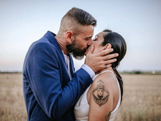 Il matrimonio di Giuseppe e Dalila a Lecce, Lecce 90