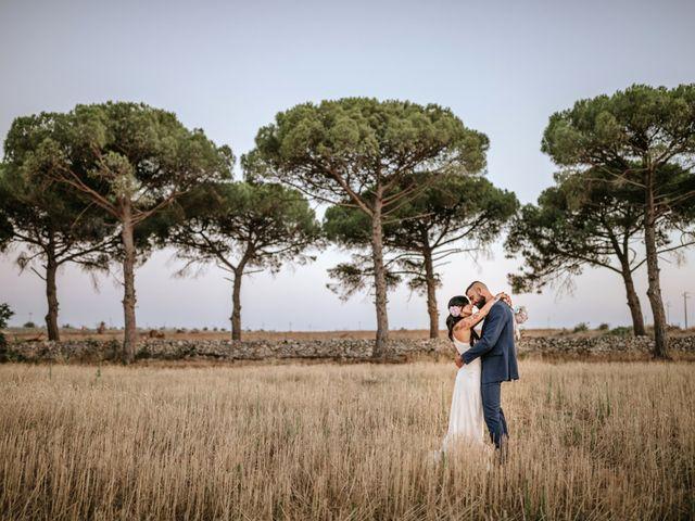 Il matrimonio di Giuseppe e Dalila a Lecce, Lecce 91