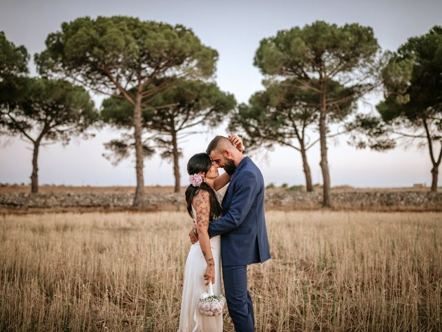 Il matrimonio di Giuseppe e Dalila a Lecce, Lecce 92