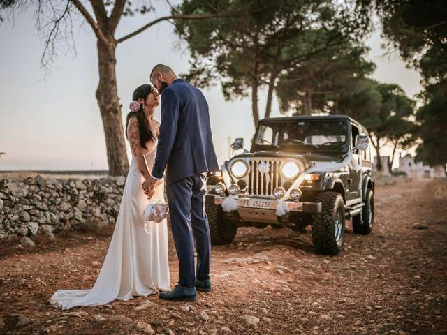 Il matrimonio di Giuseppe e Dalila a Lecce, Lecce 94