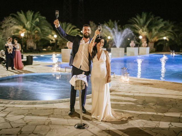 Il matrimonio di Giuseppe e Dalila a Lecce, Lecce 105
