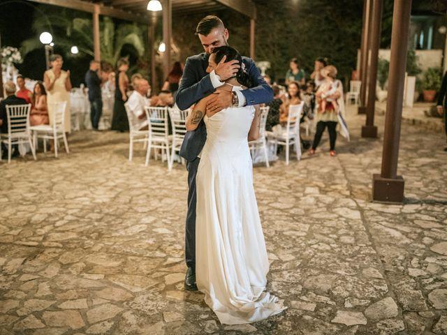 Il matrimonio di Giuseppe e Dalila a Lecce, Lecce 112