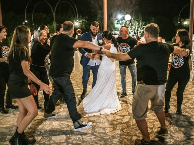 Il matrimonio di Giuseppe e Dalila a Lecce, Lecce 113