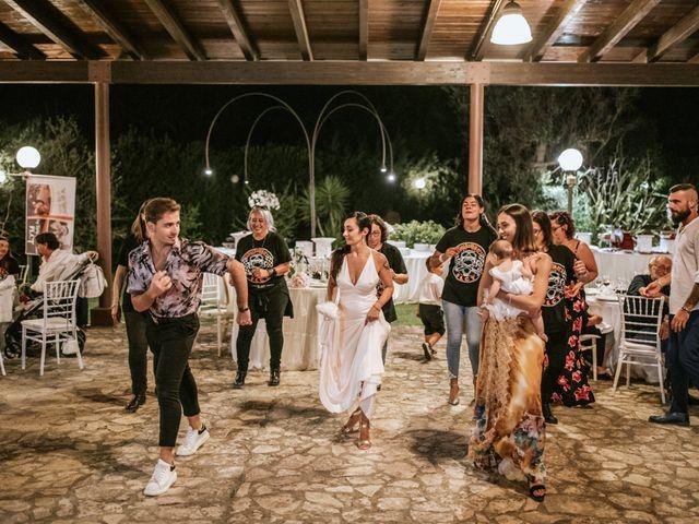 Il matrimonio di Giuseppe e Dalila a Lecce, Lecce 120