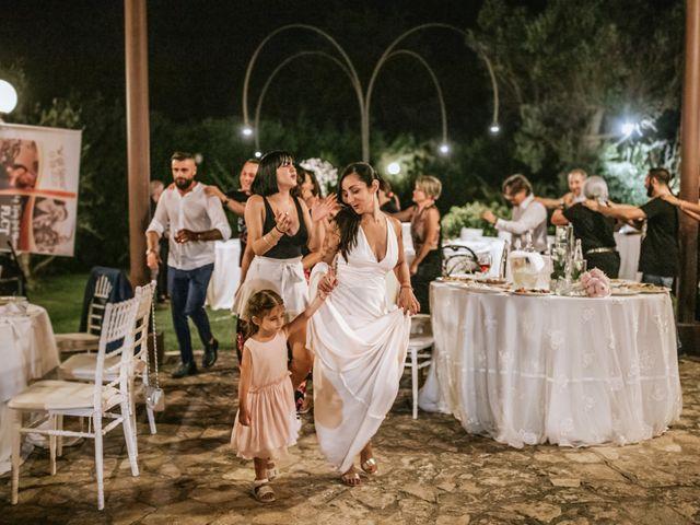 Il matrimonio di Giuseppe e Dalila a Lecce, Lecce 125