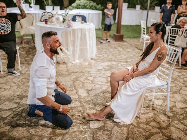 Il matrimonio di Giuseppe e Dalila a Lecce, Lecce 140