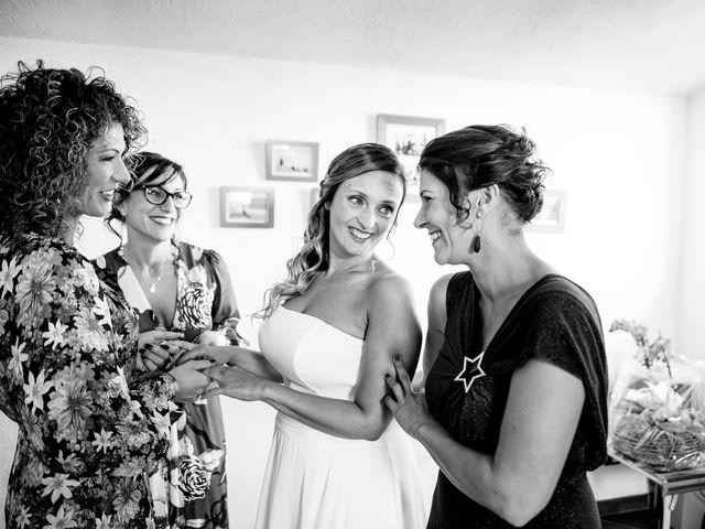 Il matrimonio di Mirko e Miranda a Clavesana, Cuneo 6