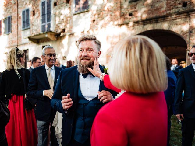 Il matrimonio di Mirko e Miranda a Clavesana, Cuneo 11