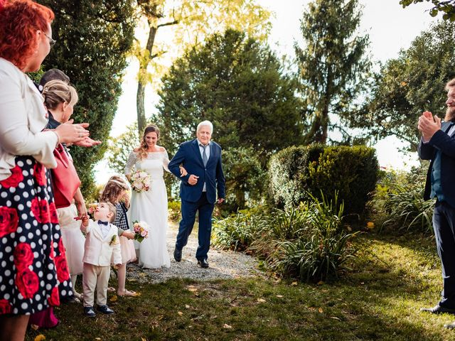 Il matrimonio di Mirko e Miranda a Clavesana, Cuneo 13