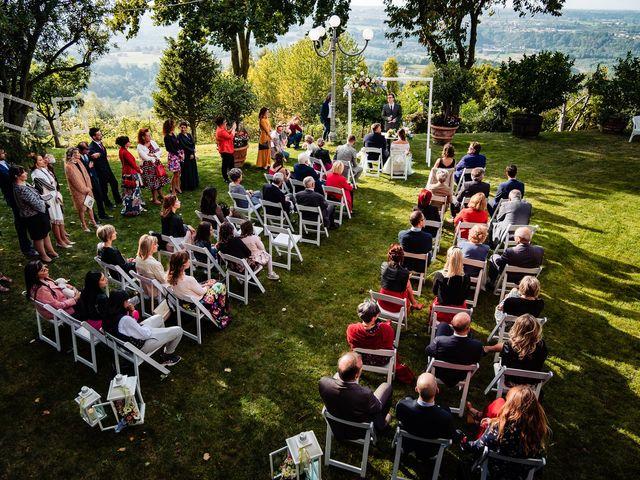 Il matrimonio di Mirko e Miranda a Clavesana, Cuneo 17