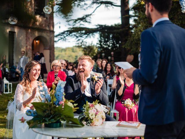 Il matrimonio di Mirko e Miranda a Clavesana, Cuneo 20