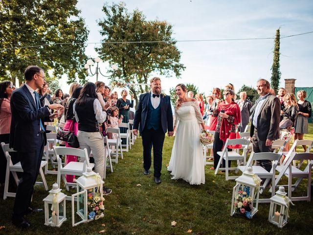 Il matrimonio di Mirko e Miranda a Clavesana, Cuneo 22