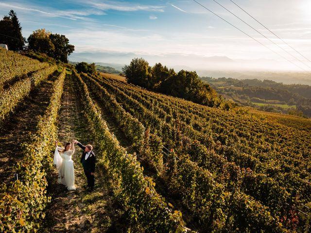 Il matrimonio di Mirko e Miranda a Clavesana, Cuneo 25