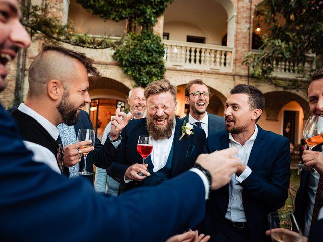 Il matrimonio di Mirko e Miranda a Clavesana, Cuneo 28