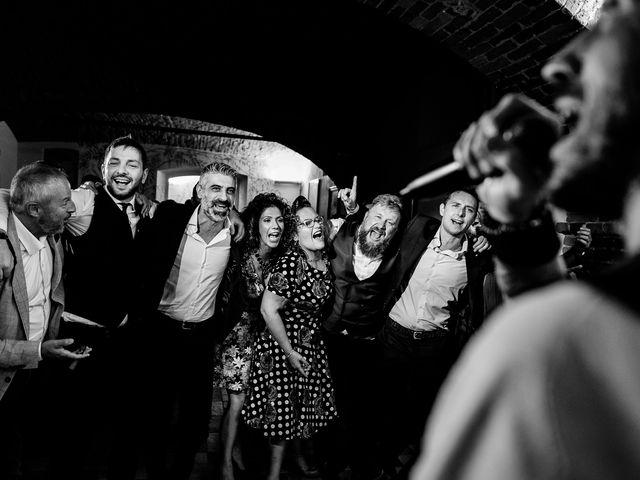 Il matrimonio di Mirko e Miranda a Clavesana, Cuneo 37