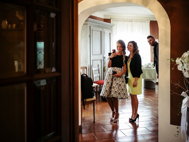 Il matrimonio di Luca e Elena a Santo Stefano di Magra, La Spezia 5