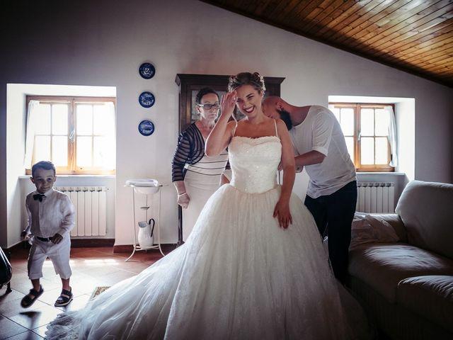 Il matrimonio di Luca e Elena a Santo Stefano di Magra, La Spezia 41