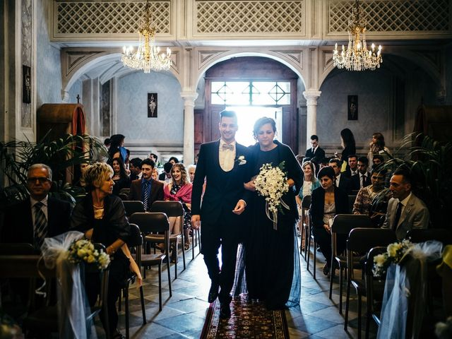 Il matrimonio di Luca e Elena a Santo Stefano di Magra, La Spezia 55