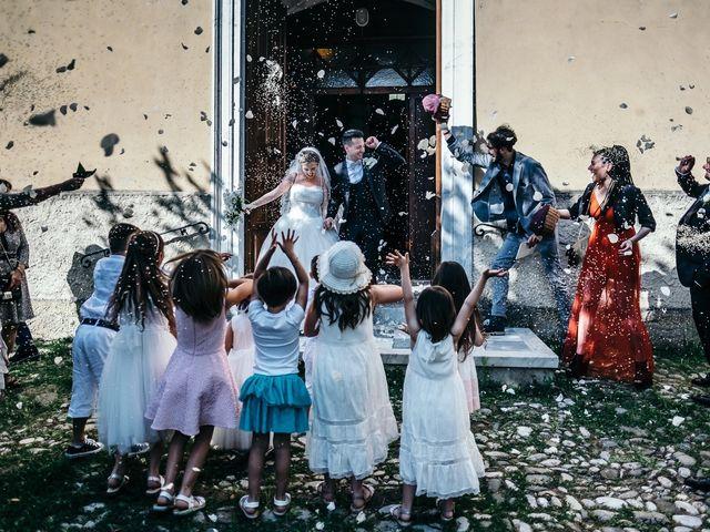 Il matrimonio di Luca e Elena a Santo Stefano di Magra, La Spezia 85
