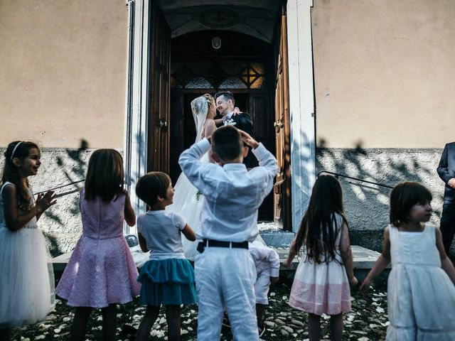 Il matrimonio di Luca e Elena a Santo Stefano di Magra, La Spezia 86
