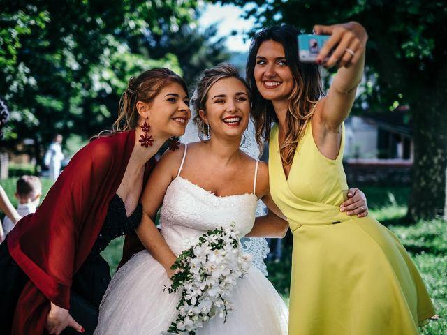 Il matrimonio di Luca e Elena a Santo Stefano di Magra, La Spezia 90