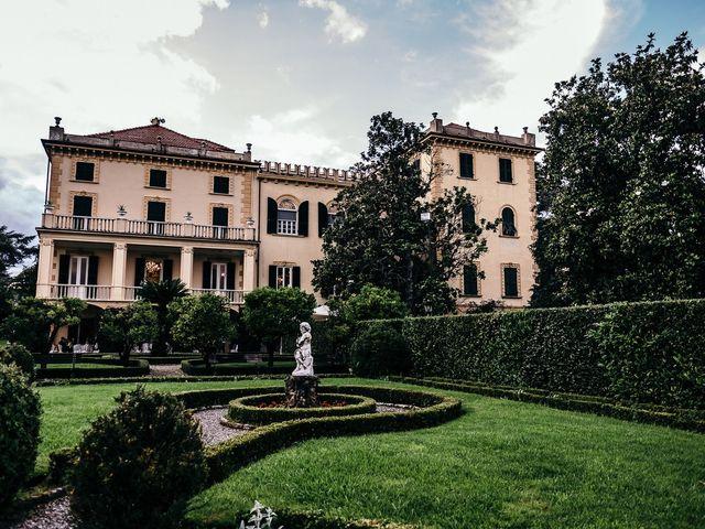 Il matrimonio di Luca e Elena a Santo Stefano di Magra, La Spezia 99