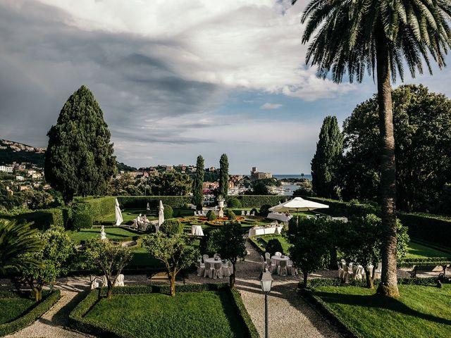Il matrimonio di Luca e Elena a Santo Stefano di Magra, La Spezia 100