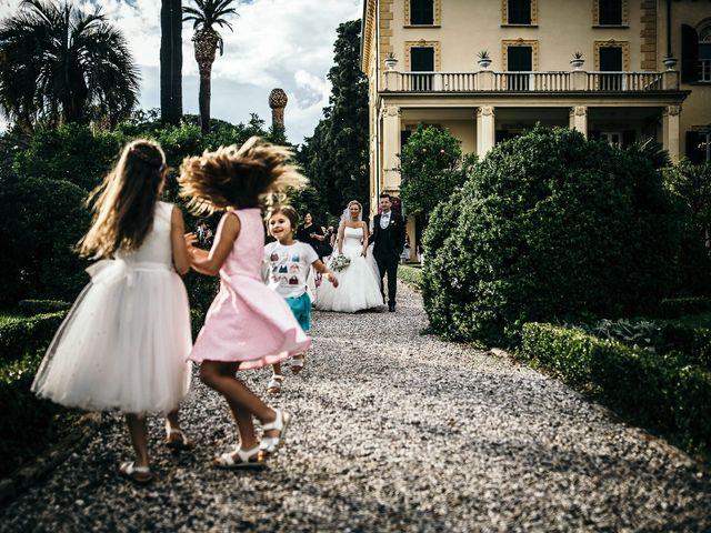 Il matrimonio di Luca e Elena a Santo Stefano di Magra, La Spezia 102