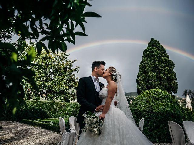 Il matrimonio di Luca e Elena a Santo Stefano di Magra, La Spezia 104