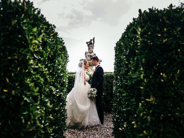 Il matrimonio di Luca e Elena a Santo Stefano di Magra, La Spezia 105