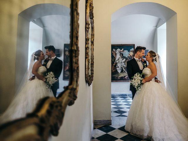 Il matrimonio di Luca e Elena a Santo Stefano di Magra, La Spezia 106