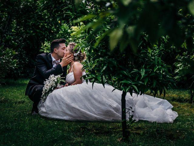 Il matrimonio di Luca e Elena a Santo Stefano di Magra, La Spezia 115