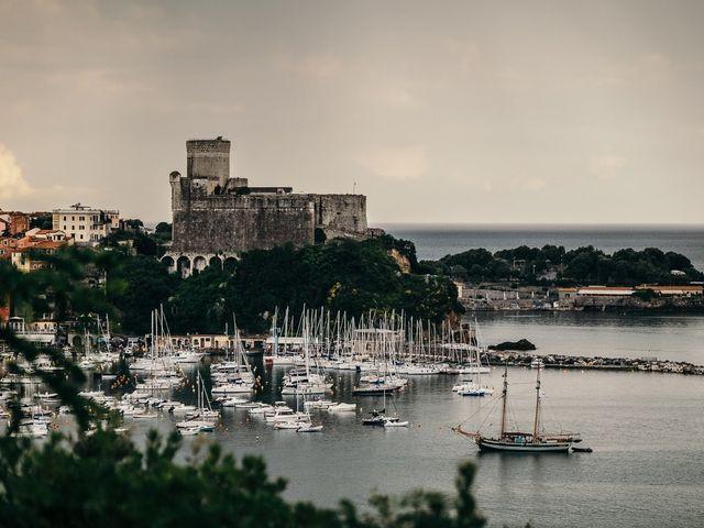Il matrimonio di Luca e Elena a Santo Stefano di Magra, La Spezia 117