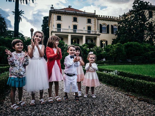Il matrimonio di Luca e Elena a Santo Stefano di Magra, La Spezia 120