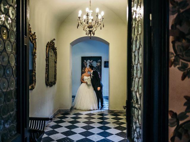 Il matrimonio di Luca e Elena a Santo Stefano di Magra, La Spezia 121