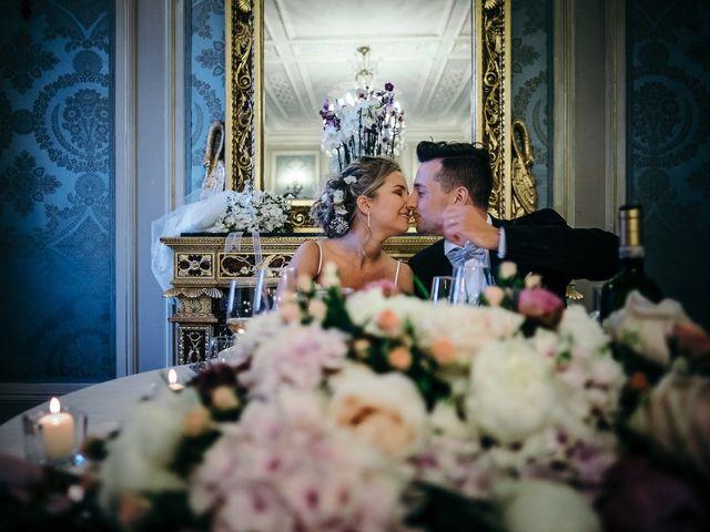 Il matrimonio di Luca e Elena a Santo Stefano di Magra, La Spezia 124