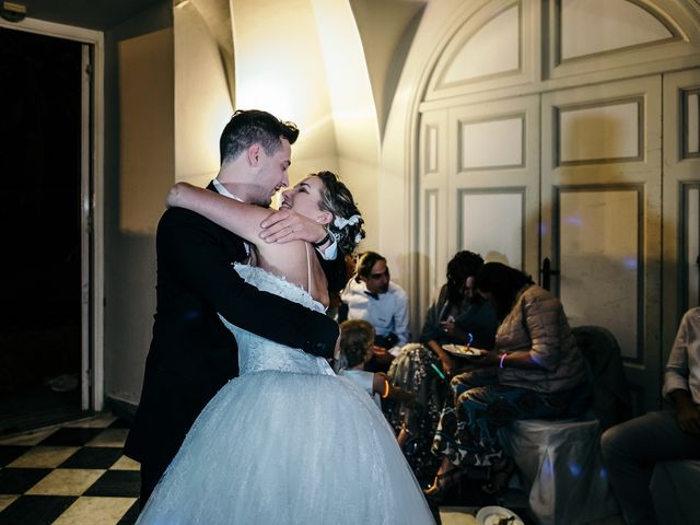 Il matrimonio di Luca e Elena a Santo Stefano di Magra, La Spezia 133
