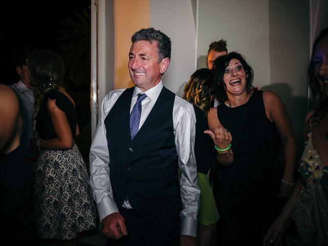 Il matrimonio di Luca e Elena a Santo Stefano di Magra, La Spezia 145