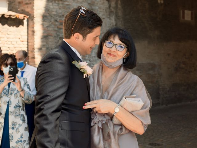 Il matrimonio di Matteo e Carlotta a Ravenna, Ravenna 21