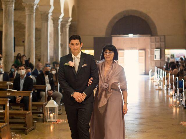 Il matrimonio di Matteo e Carlotta a Ravenna, Ravenna 24