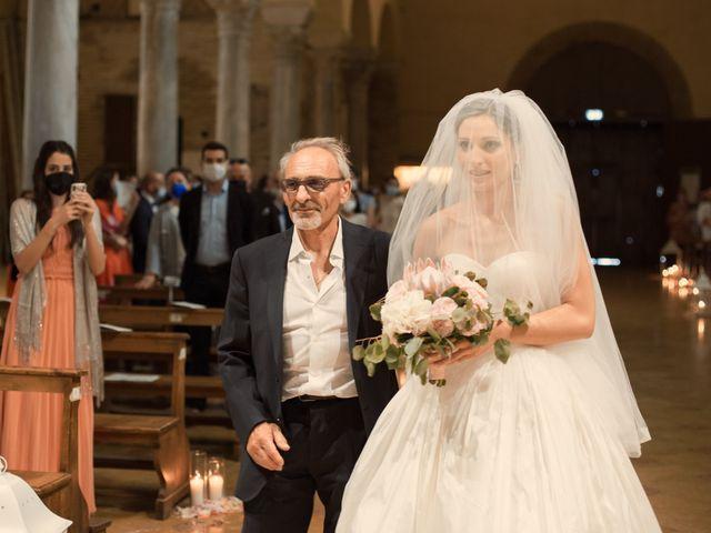 Il matrimonio di Matteo e Carlotta a Ravenna, Ravenna 26