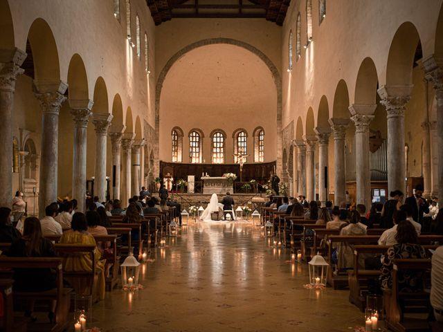 Il matrimonio di Matteo e Carlotta a Ravenna, Ravenna 28