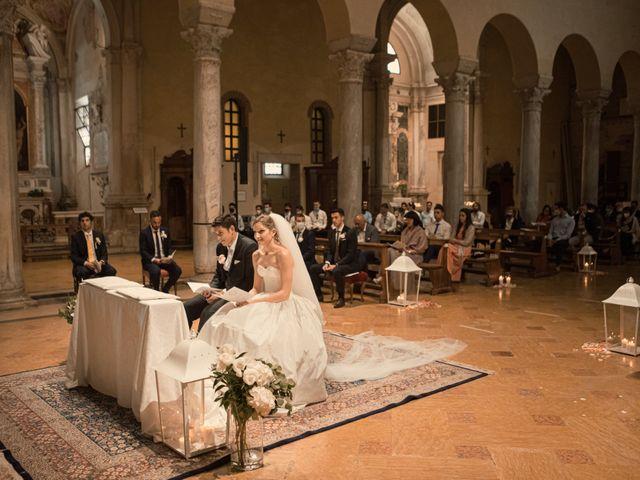 Il matrimonio di Matteo e Carlotta a Ravenna, Ravenna 30