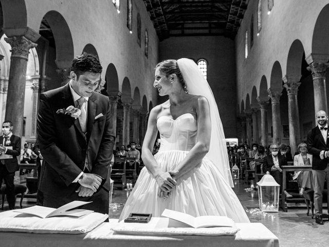 Il matrimonio di Matteo e Carlotta a Ravenna, Ravenna 35