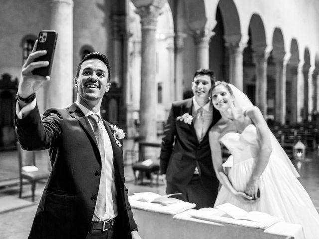 Il matrimonio di Matteo e Carlotta a Ravenna, Ravenna 38