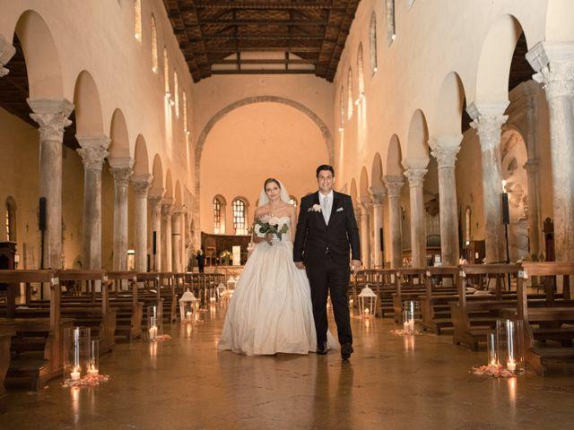 Il matrimonio di Matteo e Carlotta a Ravenna, Ravenna 43