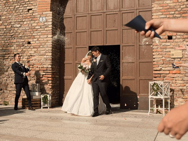 Il matrimonio di Matteo e Carlotta a Ravenna, Ravenna 44